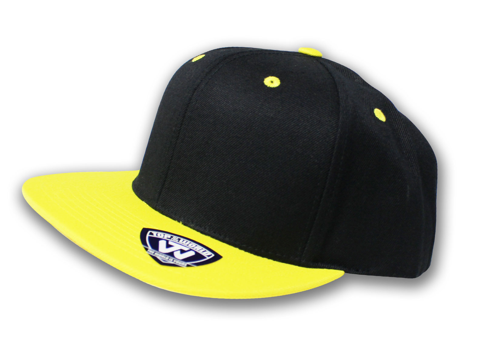 TOP OF THE WORLD Snaback Adjustable Hat